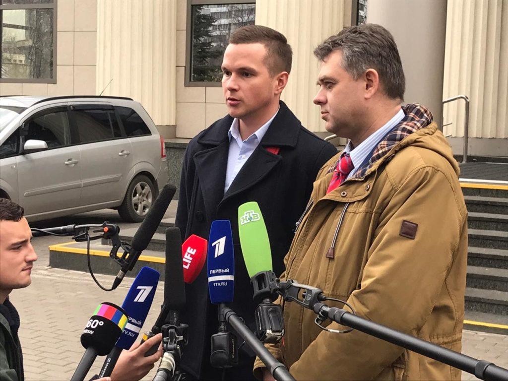 адвокаты Паршин и Липцер
