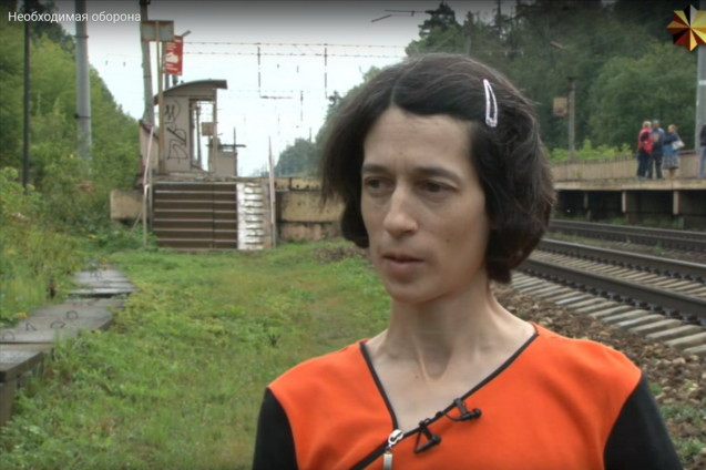 Паршин и Кудрявцева