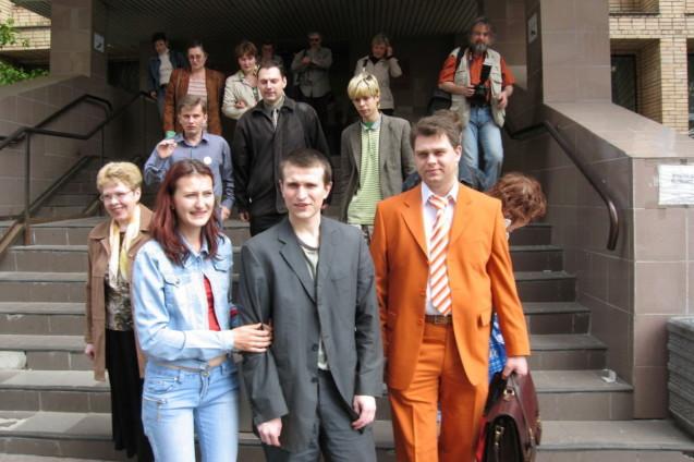 Освобождение Михаила Моисеева